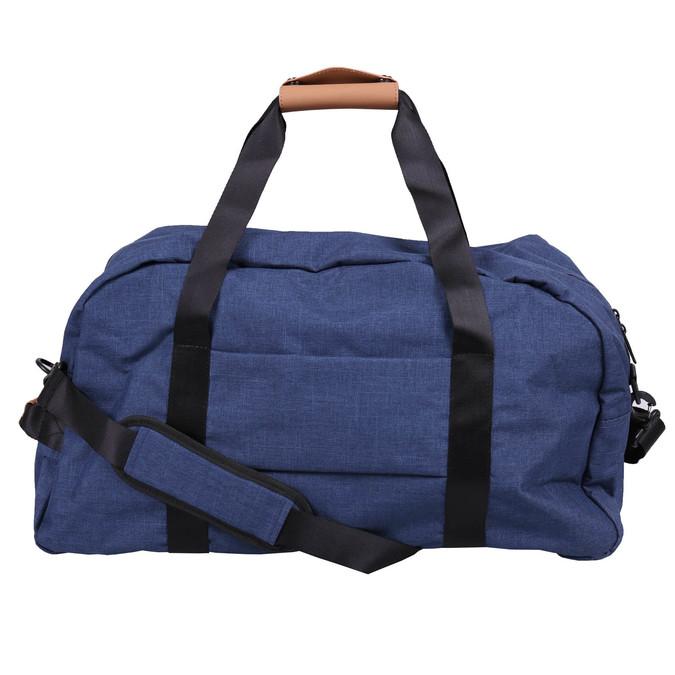 Modrá cestovní taška roncato, modrá, 969-9648 - 26