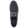 Kožené Boat Shoes bata, modrá, 2021-856-9604 - 19