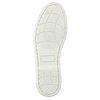 Dámské kožené mokasíny bata, růžová, 526-5632 - 26