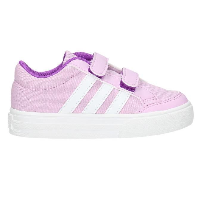 Fialové dětské tenisky adidas, fialová, 189-9119 - 15