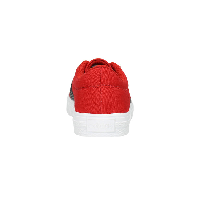 Červené dětské tenisky adidas, červená, 389-5119 - 17