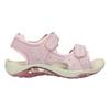 Dívčí růžové sandály weinbrenner-junior, růžová, 366-5607 - 15