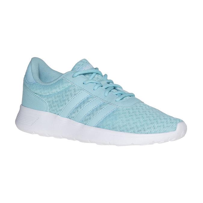 Modré dámské tenisky adidas, tyrkysová, 509-7735 - 13
