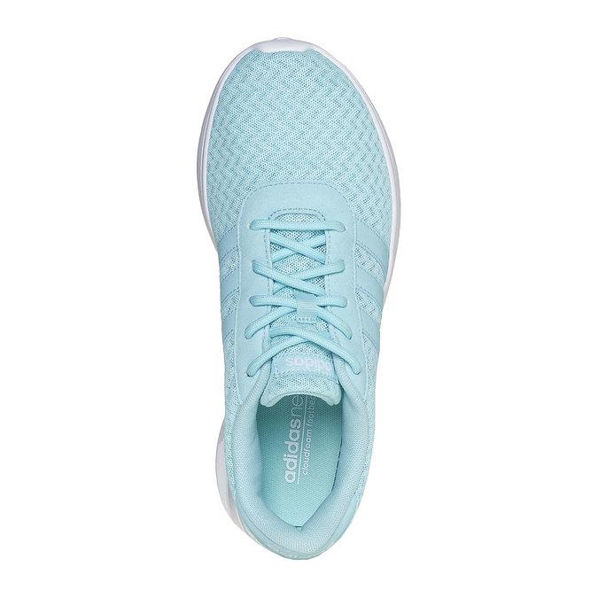 Modré dámské tenisky adidas, tyrkysová, 509-7735 - 19