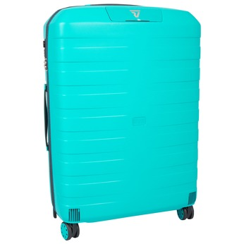 Cestovní kufr na kolečkách roncato, tyrkysová, 960-7604 - 13