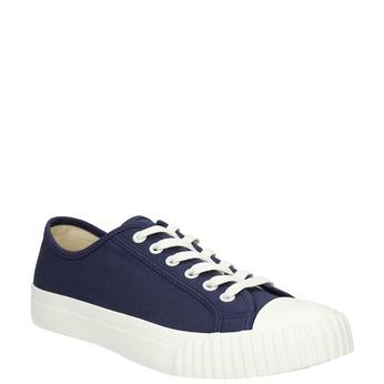 Pánské tenisky bata-bullets, modrá, 889-9292 - 13