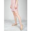 Dámské baleríny s pružným lemem bata, béžová, 521-5601 - 18