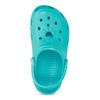 Tyrkysové dětské sandály Clogs coqui, tyrkysová, 372-9605 - 19