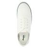 Pánské tenisky bata-tennis, bílá, 889-1296 - 26