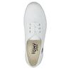 Dámské bílé tenisky tomy-takkies, bílá, 589-1180 - 19