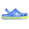 Dětské sandály s žabkou coqui, modrá, 272-9602 - 15