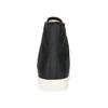 Dámské kotníčkové tenisky bata-bullets, černá, 589-6143 - 17