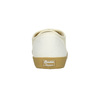Dámské tenisky s gumovou špicí bata-tennis, bílá, 889-1402 - 17