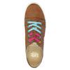 Kožené tenisky z limitované edice bata, hnědá, 546-4800 - 26