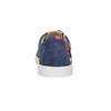 Kožené tenisky z limitované edice bata, modrá, 846-9800 - 17