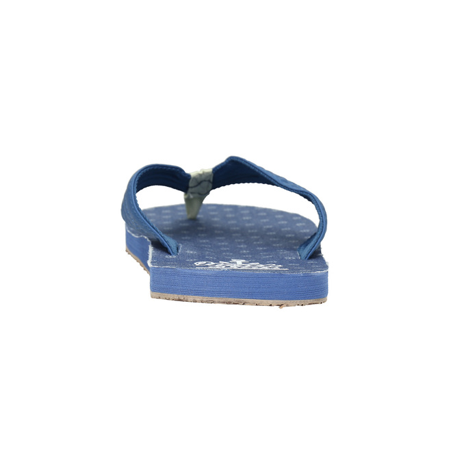 Pánské modré žabky north-star, modrá, 871-9616 - 17