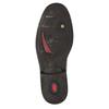 Kožená kotníčková obuv fluchos, hnědá, 824-4450 - 19