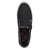Dámská Slip-on obuv s barevným lemem north-star, černá, 589-6440 - 19