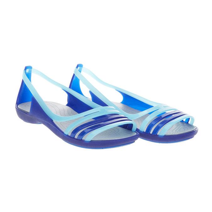 Dámské sandály crocs, modrá, 571-9014 - 26