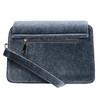 Dámská sametová kabelka bata, šedá, 969-2662 - 26