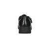 Dámské kožené tenisky bata, černá, 526-6630 - 17