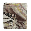 Hnědý dámský šátek bata, hnědá, 909-8624 - 26