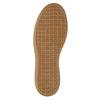 Kožené dámské tenisky na suché zipy bata, bílá, 526-1646 - 17
