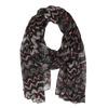 Dámský šátek se vzorem bata, červená, 909-5627 - 13