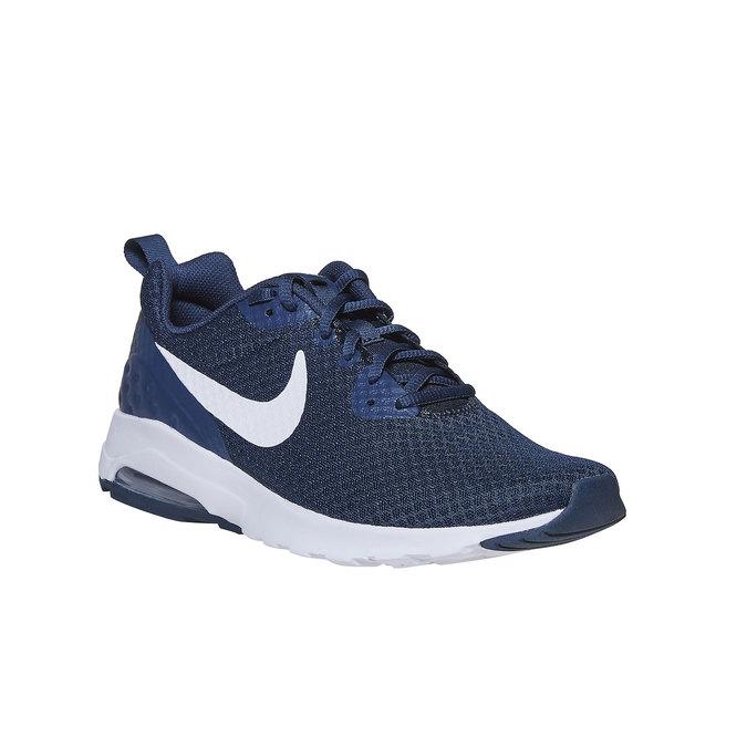 Sportovní pánské tenisky nike, modrá, 809-9357 - 13