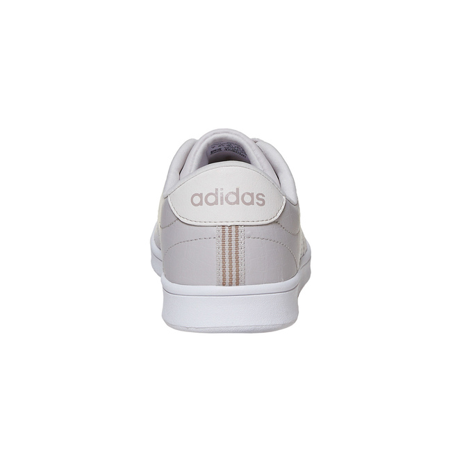 Dámské béžové tenisky adidas, béžová, 501-3106 - 16