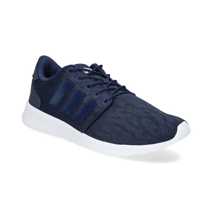 Modré tenisky sportovního střihu adidas, modrá, 509-9112 - 13
