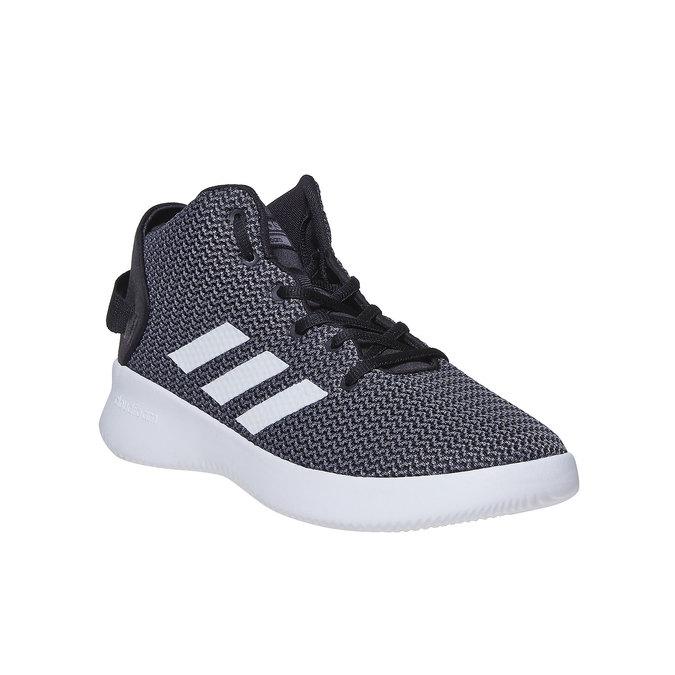 Pánské kotníčkové tenisky adidas, šedá, 809-6216 - 13