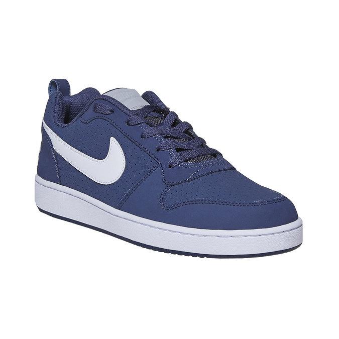 Ležérní pánské tenisky nike, modrá, 801-9154 - 13