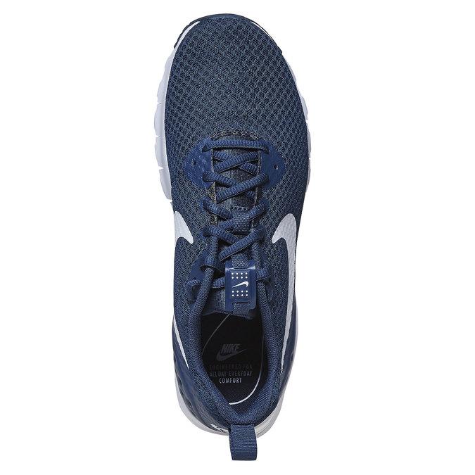 Sportovní pánské tenisky nike, modrá, 809-9357 - 19