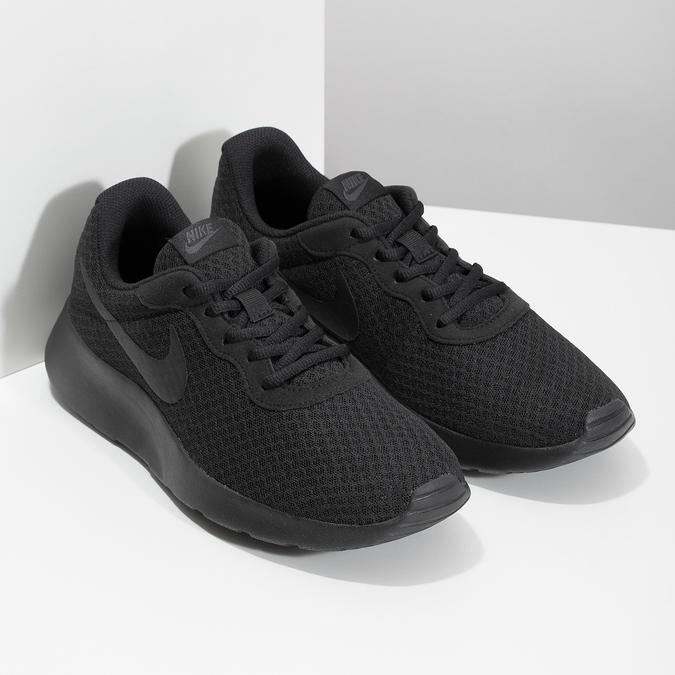 Černé pánské tenisky ve sportovním stylu nike, černá, 809-0557 - 26