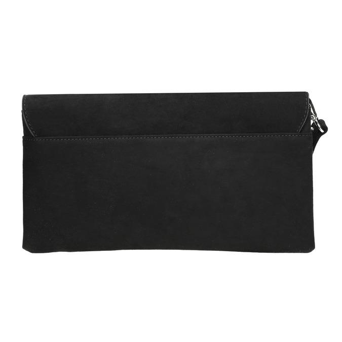 Černé asymetrické psaníčko bata, černá, 969-6665 - 26