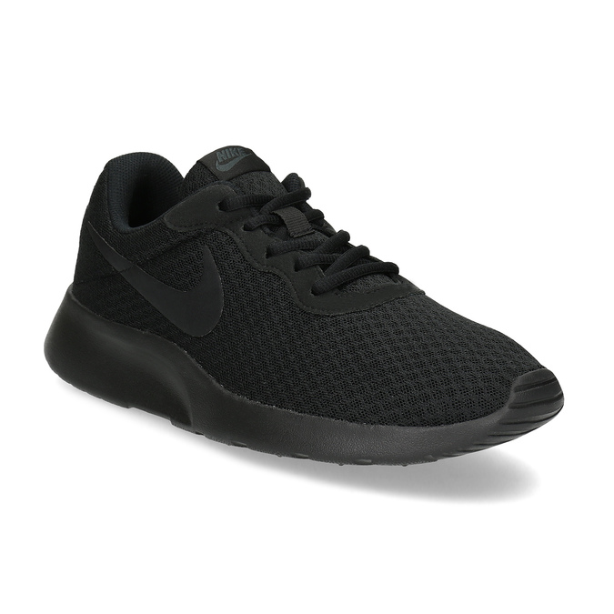 Černé pánské tenisky ve sportovním stylu nike, vícebarevné, 809-0557 - 13