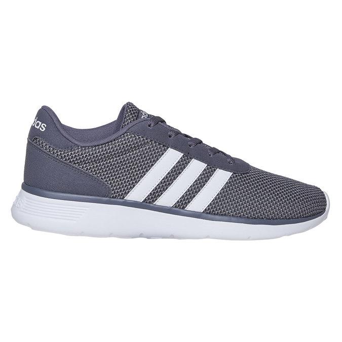 Pánské šedé tenisky adidas, šedá, 809-2198 - 15