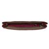 Dámské vínové psaníčko bata, červená, 969-5665 - 15