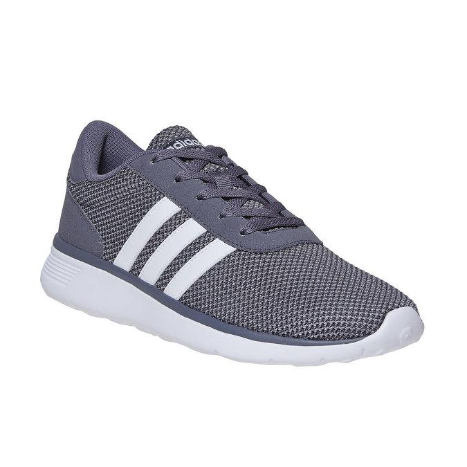 Pánské šedé tenisky adidas, šedá, 809-2198 - 13