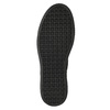 Dámská kožená kotníčková obuv bata, černá, 596-6671 - 17