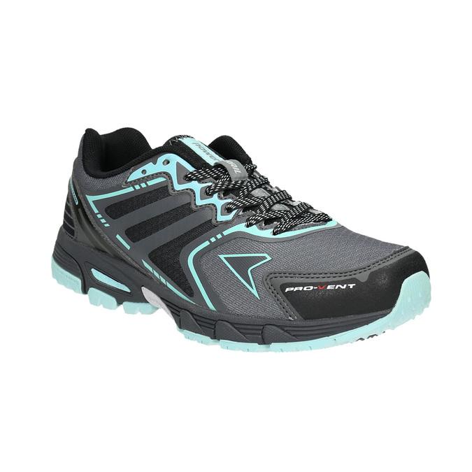 Dámská sportovní obuv power, šedá, 509-2226 - 13