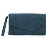 Dámské modré psaníčko s poutkem bata, modrá, 969-9665 - 19