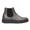 Kožená dámská Chelsea obuv bata, hnědá, 596-1671 - 26