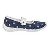 Domácí pantofle s hvězdičkami mini-b, modrá, 379-2215 - 15