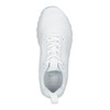 Dámské bílé tenisky nike, bílá, 509-1257 - 15