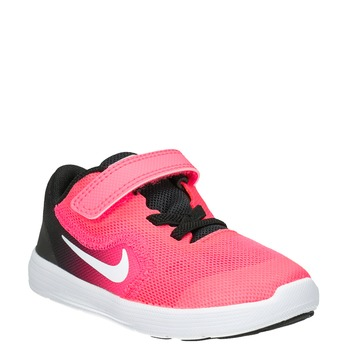 Dívčí růžové tenisky nike, růžová, 109-5132 - 13