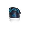 Dětské tenisky na suché zipy adidas, modrá, 101-9161 - 16