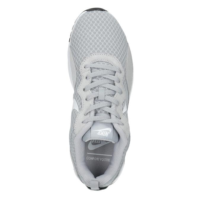 Šedé dámské tenisky nike, šedá, 509-2160 - 15