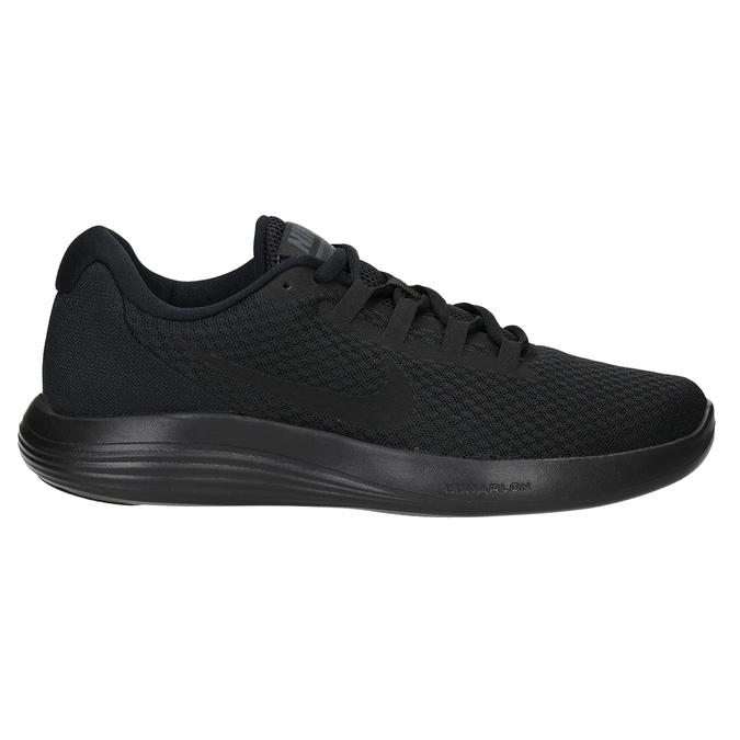 Pánské černé tenisky nike, černá, 809-6290 - 26